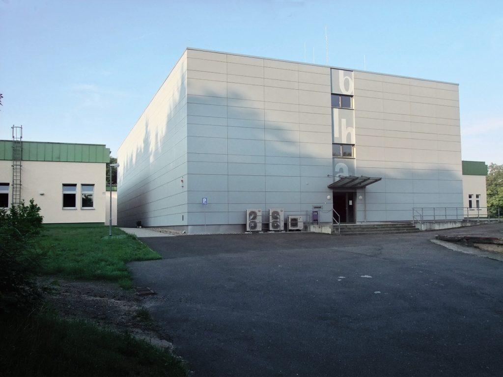 Neues Magazingebäude am Standort Potsdam-Bornim