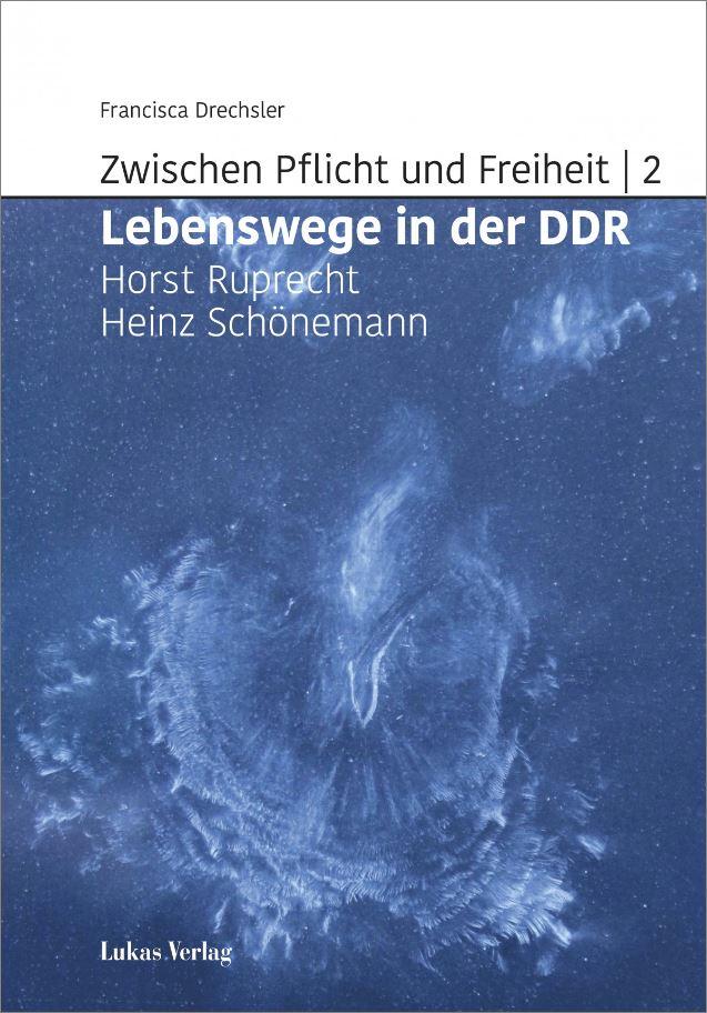"Buchcover ""Lebenswege in der DDR"", Bd. 2"
