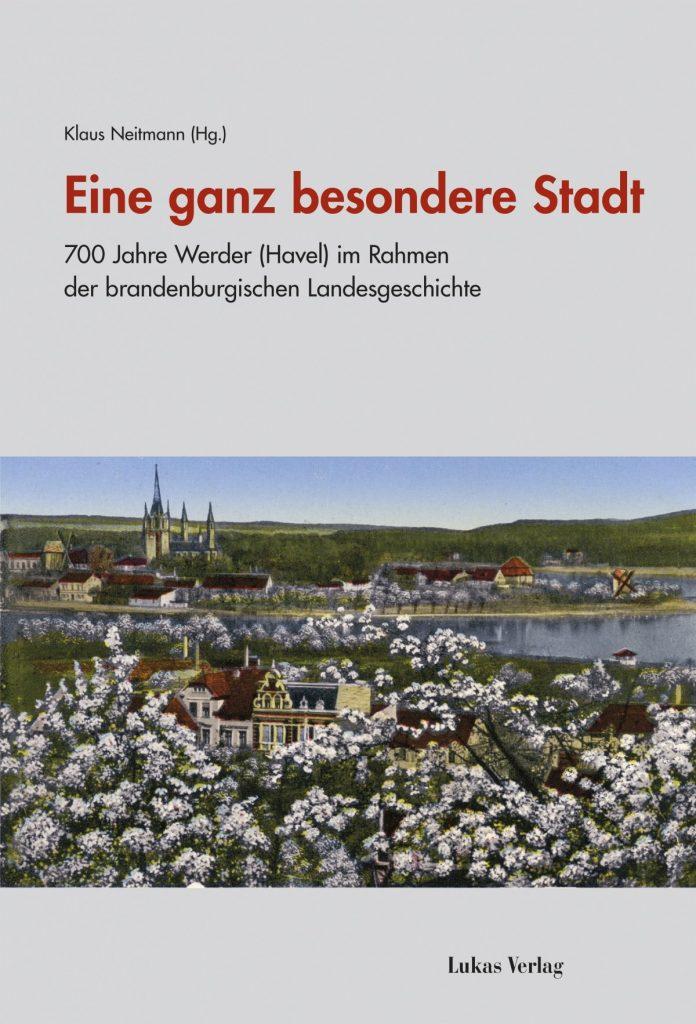 """Buchcover """"Eine ganz besondere Stadt"""""""
