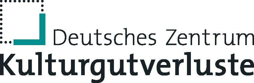 Logo des Deutschen Zentrums Kulturgutverluste
